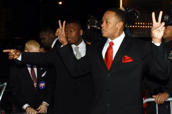 """Producer Claims Dr. Dre & 50 Cent Deliberately Cut Him Out Of """"P.I.M.P."""" Money"""