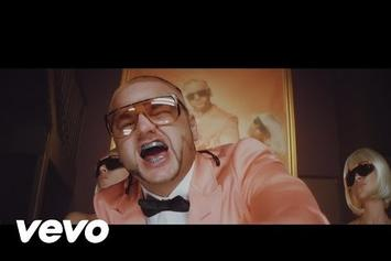 "Riff Raff Feat. G-Eazy & J-Doe ""Mercedez"" Video"