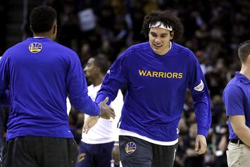Anderson Varejao Won't Be Accepting A Championship Ring From The Cavaliers