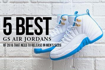 5 Best GS Air Jordans Of 2016 That Need To Release In Men's Sizes
