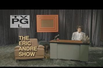 T.I. Guests On The Eric Andre Show