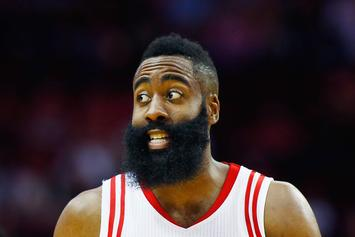 First Look At James Harden's New Adidas Logo