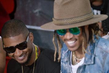 """Usher Feat. Future """"Rivals"""" Video"""