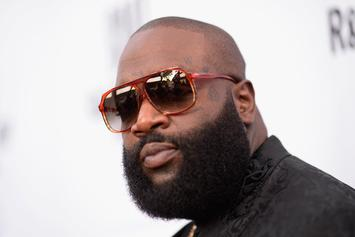 Rick Ross Files Lawsuit Against Apparel Company DGK