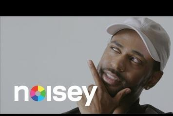 """Big Sean Responds To YouTube Comments On """"IDFWU"""" Video"""