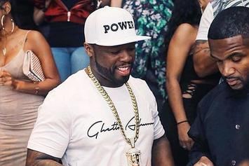 50 Cent & DJ Whoo Kid Have A New Mixtape Coming