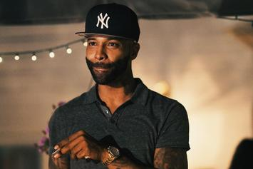 "Joe Budden Shares ""Rage & The Machine"" Tracklist & Artwork"