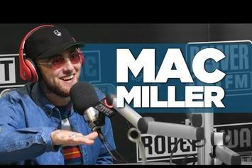 """Mac Miller On New Album: """"Some Might Say I'm Taking A Risk"""""""