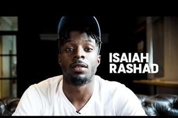 Isaiah Rashad Loves To Cook