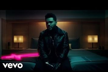 "The Weeknd Feat. Daft Punk ""Starboy"" Video"