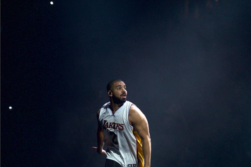 Drake Takes Subtle Jab At Matt Barnes During Recent Concert In Inglewood
