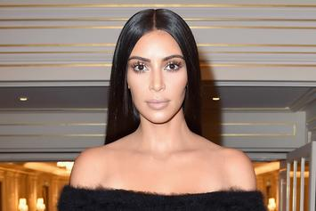 Kim Kardashian & Kanye West Arrive In NYC With Massive Security Detail Following Armed Robbery