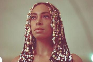 "Solange Earns First #1 Album With ""A Seat At The Table"""