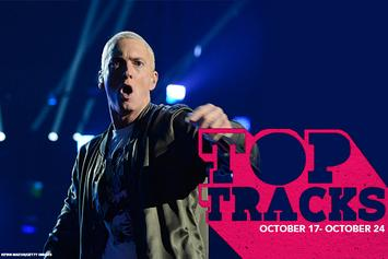 Top Tracks: October 17 - October 24