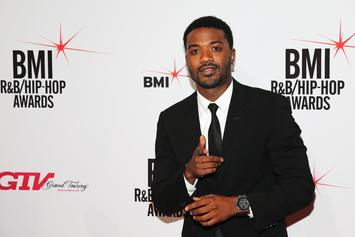 "Ray J Is About To Respond To Kanye West's ""Famous"" Video On A Song With Chris Brown"