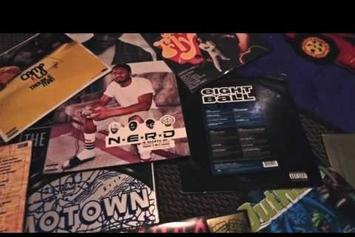 """Curren$y """"All On One Tape"""" Video"""