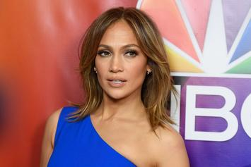 Jennifer Lopez Posts Sexy Pic Of Her Ass On Instagram