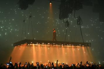 "Kanye West Ends Inglewood ""Saint Pablo"" Show Early After Losing His Voice"