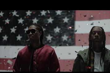 "Ty Dolla $ign Feat. Future ""Campaign"" Video"