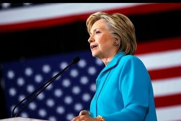 Watch Hillary Clinton Concession Speech Livestream