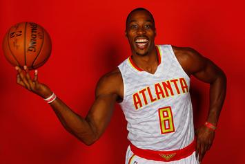 Dwight Howard Pranked His Mom By Telling Her He Was Signing With Utah