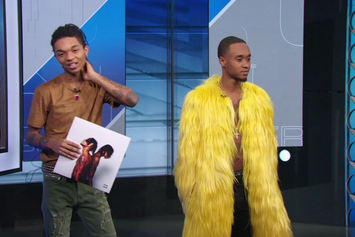Rae Sremmurd Joins SportsCenter To Talk About The #MannequinChallenge