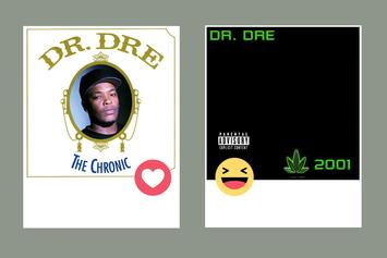 "Vote: Dr. Dre's ""The Chronic"" Vs. ""2001"""