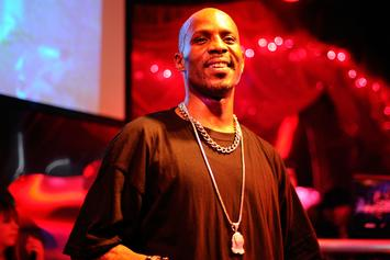 """DMX Shows Support For Kanye West On Instagram: """"Stand Strong"""""""