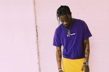 Travis Scott's .WAV Radio Show Returns Today & With Gucci Mane & Yung Lean