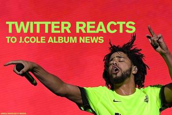 Twitter Reacts To J. Cole Album News