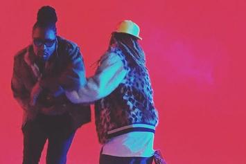 "Preview Wale & Lil Wayne's Upcoming Collab ""Running Back"""