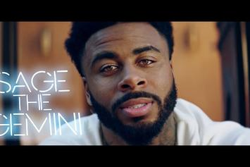 "Sage The Gemini ""Now & Later"" Video"