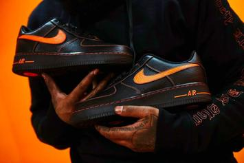 A$AP Bari Teases Possible VLONE x Air Force 1 Low Wide Release