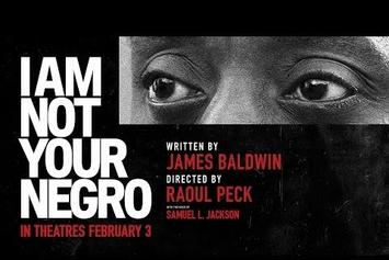 "Watch The Trailer For ""I Am Not Your Negro,"" A Documentary About James Baldwin"