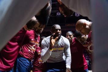 LeBron James Definitely Doesn't Want To Coach An NBA Team