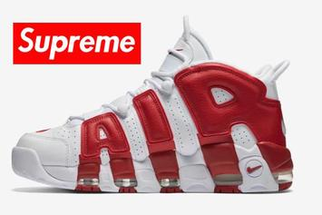 Supreme x Nike Uptempo Collaboration Rumored For 2017