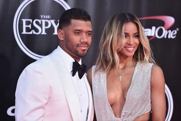 Ciara Disses Future After He Shows Up At Her Hubby's Football Game