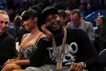 Meek Mill Deletes His Instagram After Hinting At Nicki Minaj Diss Track