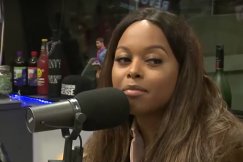 "Chrisette Michele Talks Trump Inauguration Performance On ""The Breakfast Club"""