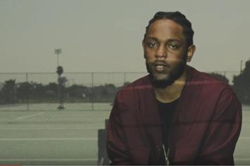 """Kendrick Lamar """"Holds Court"""" With Reebok Classic In New Four-Part Video Series"""