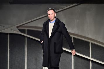 """Asked What Brands Inspire Him, Raf Simons Responds """"Not Off-White"""""""