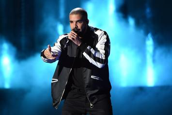 Drake Previews New Song At Amsterdam Show
