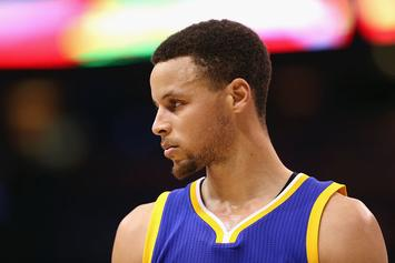 "Steph Curry On Under Armour CEO Calling Trump An Asset: ""Remove 'et"""