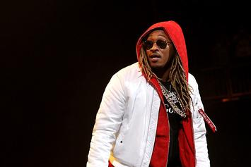 Future Pours His Heart On Instagram