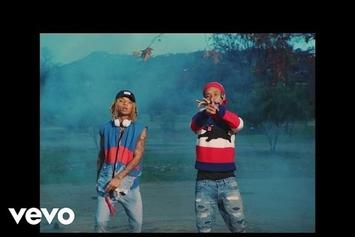 "Rae Sremmurd ""Swang"" Video"