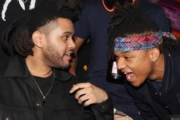 Rae Sremmurd, 6LACK & Belly Joining The Weeknd On North American Tour