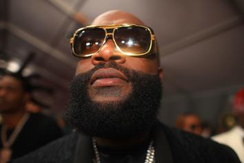 "Rick Ross Reveals ""Rather You Than Me"" Album Cover Art"