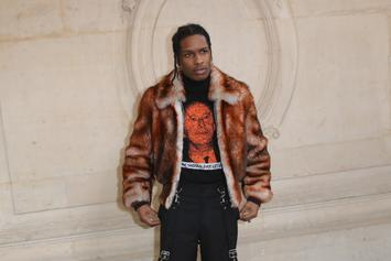 A$AP Rocky Says He's Working On Two New Projects