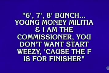 "Head ""Jeopardy!"" Writer Explains Their Viral Rap Lyric Category"