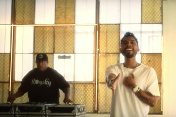 "Miguel & DJ Premier ""2 Lovin U"" Video"